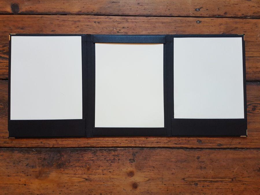 Zimmermappen-Muster von fairKART